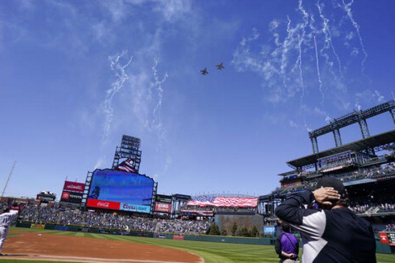 MLB otorgará Juego de Estrellas a Colorado
