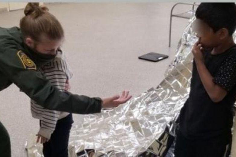 Rescata CBP a hermanitos de 5 y 6 años abandonados en la frontera