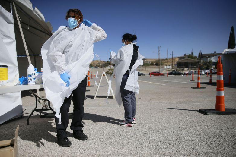 Registra El Paso una muerte por Covid en las últimas 24 horas
