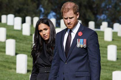 Harry y su esposa acudirán al funeral del príncipe Felipe