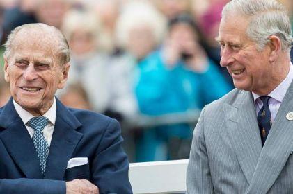 Príncipe Carlos será el Duque de Edimburgo tras la muerte de Felipe