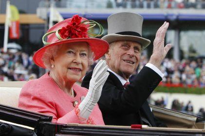 La reina Isabel II perdonó 6 infidelidades en 73 años de matrimonio