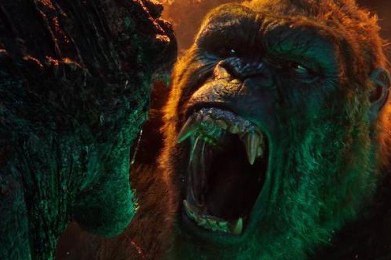 Dan detalles de la escena post créditos de Godzilla Vs. Kong