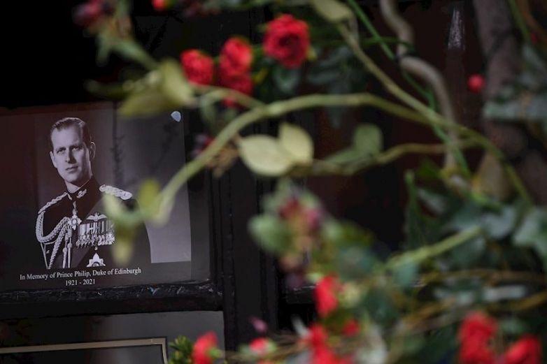 Funeral del príncipe Felipe se realizará hasta el 17 de abril