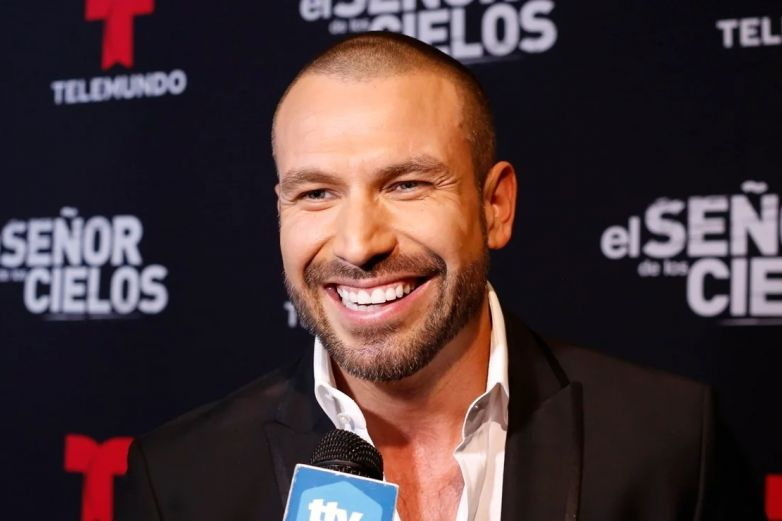Rafael Amaya asegura que 'volvió a nacer'