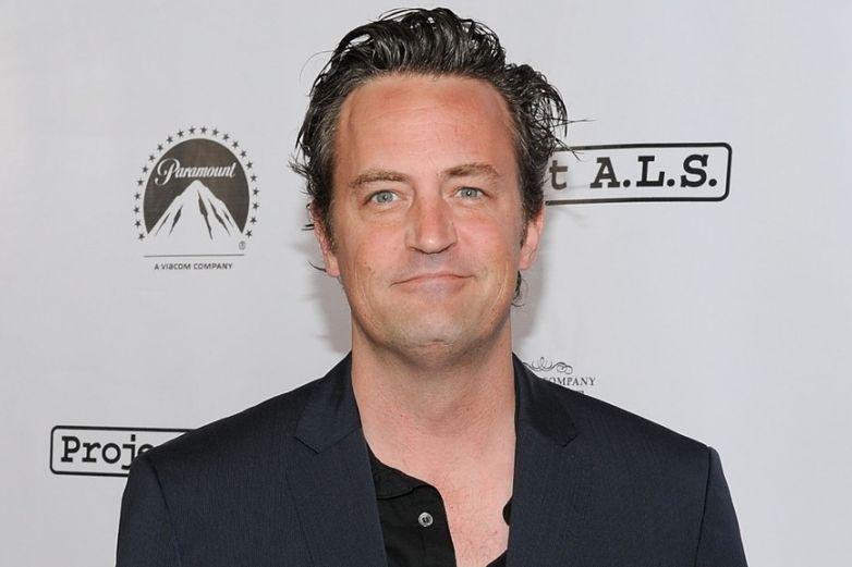 Matthew Perry comparte adelanto de la reunión de 'Friends'