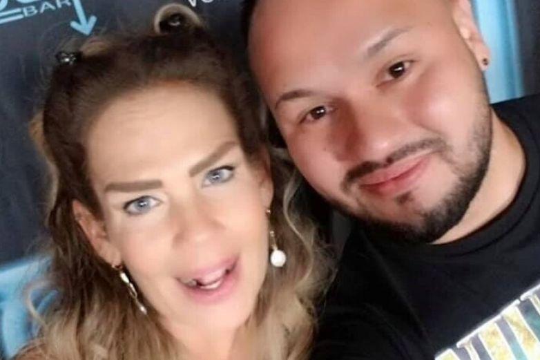 Niurka Marcos repartió besos y chistes con sus fans en El Paso