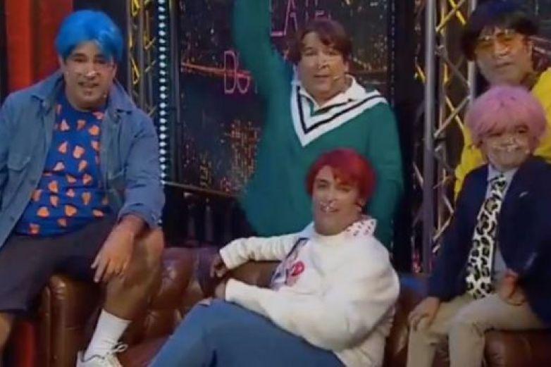 Critican a programa por parodia despectiva de BTS