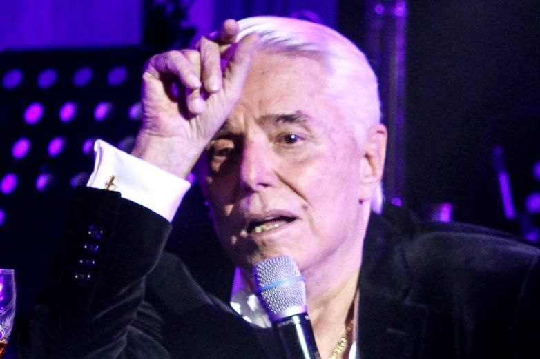 Enrique Guzmán pide a Dios que Frida 'recapacite'