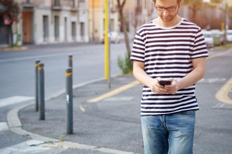 Google te ayudará a no usar el móvil mientras caminas