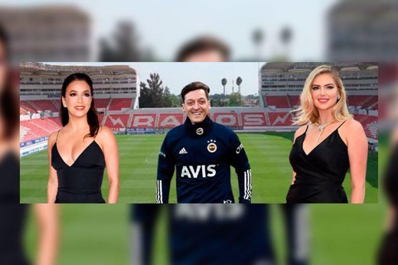 Ozil, Eva Longoria y Kate Upton comprarían al Necaxa