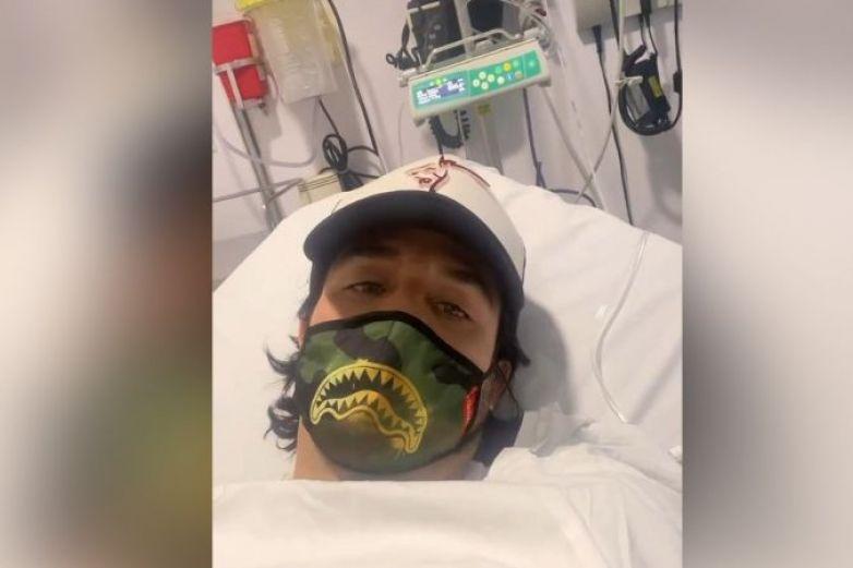 José Ron acaba hospitalizado tras grave accidente