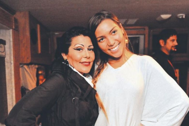 Así presumía Alejandra Guzmán su amor por Sofia