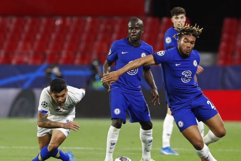 Chelsea elimina al Porto de 'Tecatito'