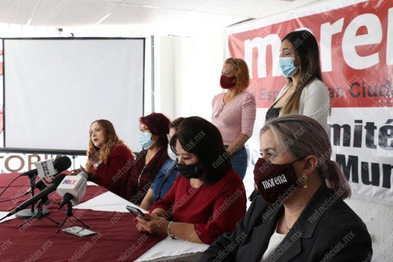 Aclara Morena cambio de 'líderes' al PAN