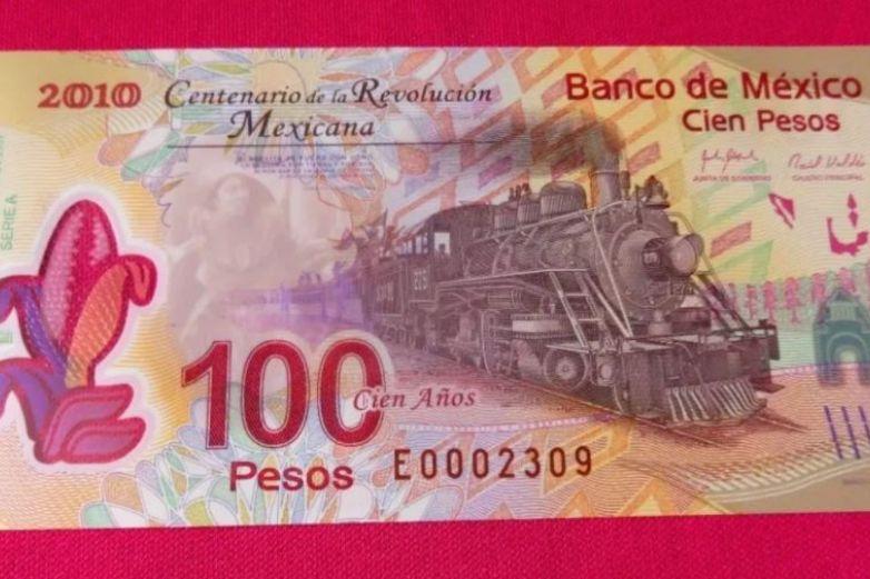Tu billete de 100 podría valer hasta 500 pesos
