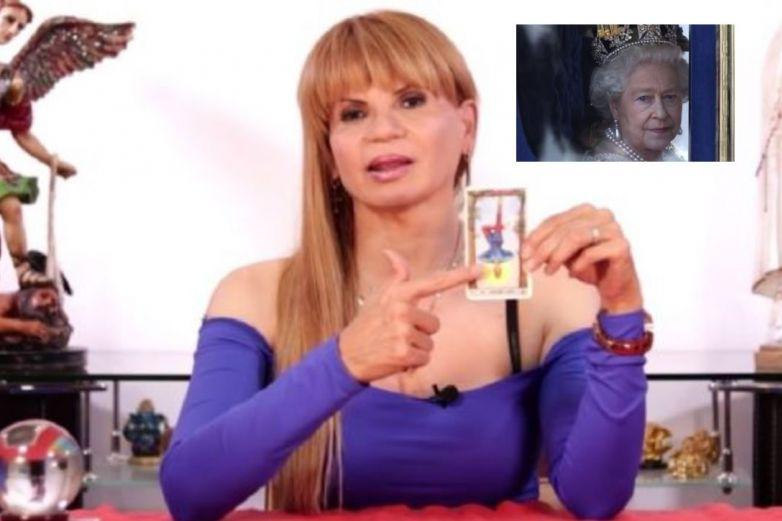 La reina Isabel podría ser la siguiente: Mhoni Vidente predice otra muerte