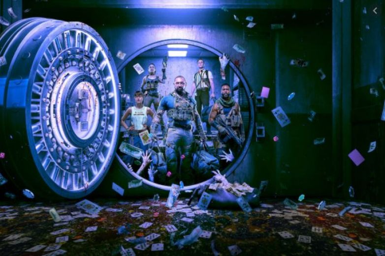 Llega en mayo el 'Ejército de los Muertos' a Netflix