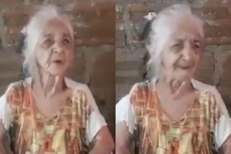 Ayúdenme por favor: Abuelita pierde a su perrito