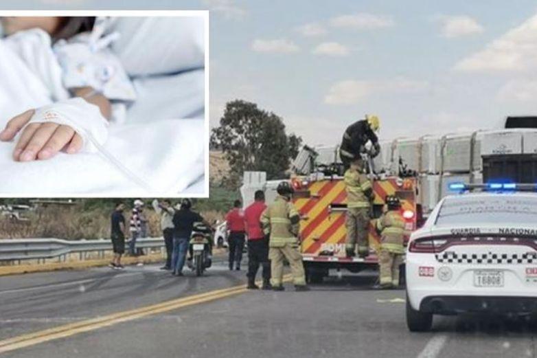 Tragedia: Fallece menor chihuahuense tras choque en Durango