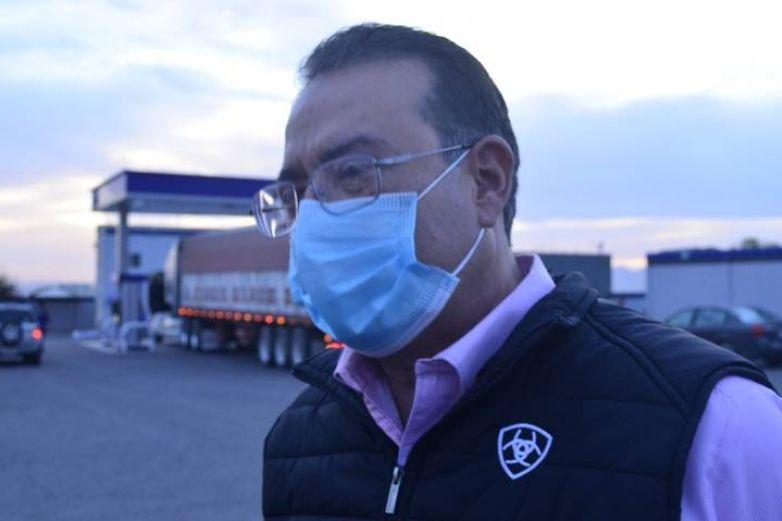Productores no robaron armas en La Boquilla: Mario Mata