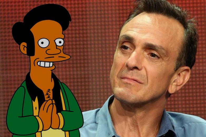 Actor que daba voz a Apu pide perdón a la comunidad india