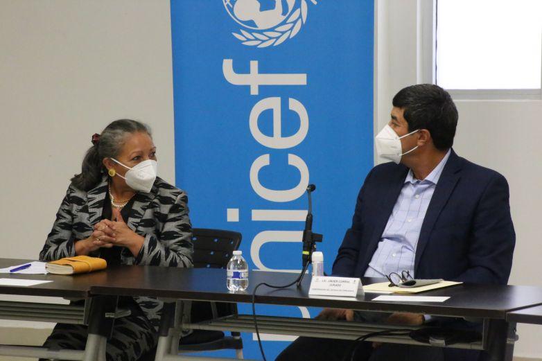 Instalará Unicef oficina en Juárez