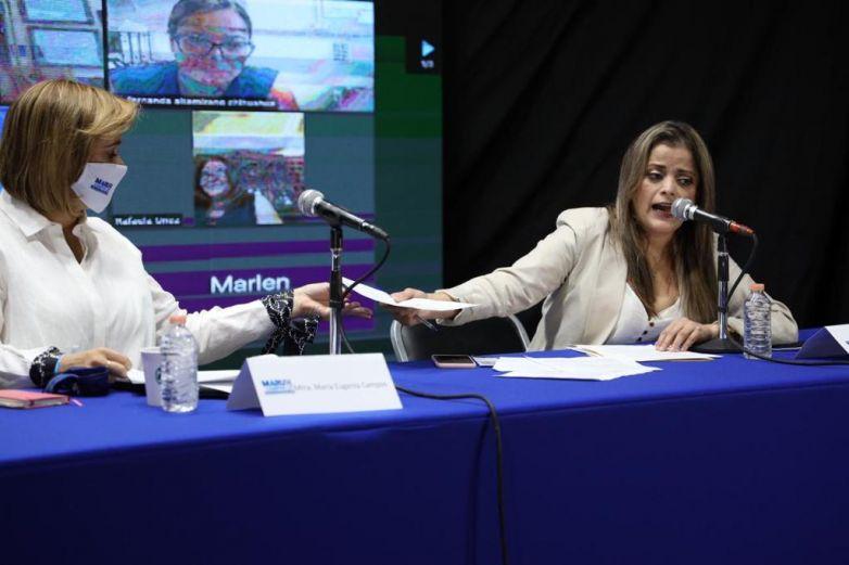 Se suma Rosa Isela Gaytán a proyecto de Maru