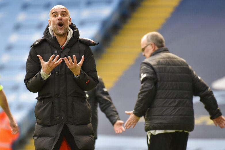 Guardiola sería un 'fracasado' si el City se hunde otra vez