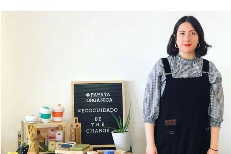 Papaya Orgánica, un negocio ecologista