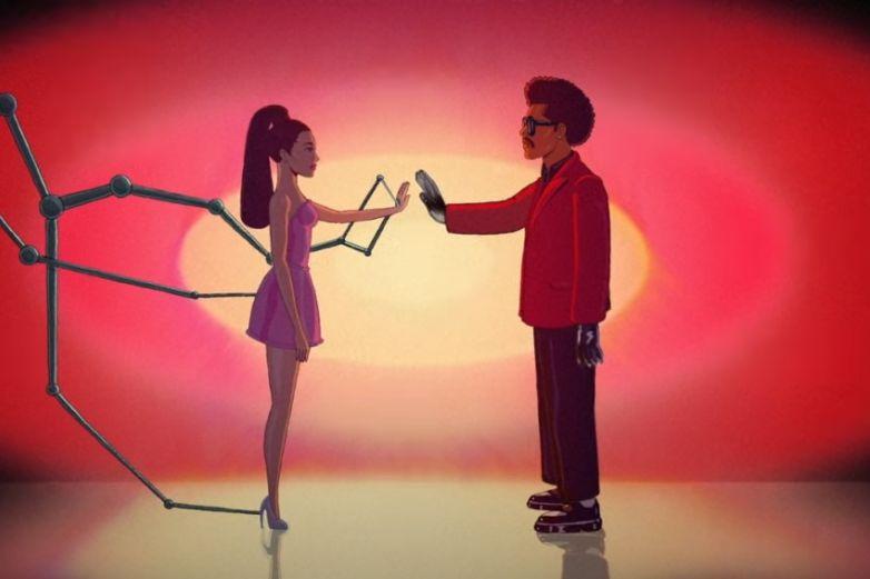 The Weeknd y Ariana Grande se unen en el remix de 'Save your Tears'