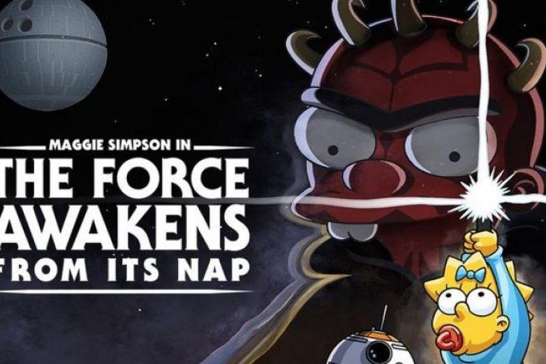Star Wars: Los Simpson celebrarán el 'May the 4th' con un corto