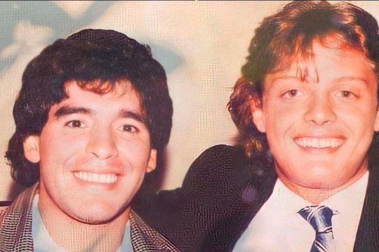 Maradona obligó a Luis Miguel a pagar enorme deuda