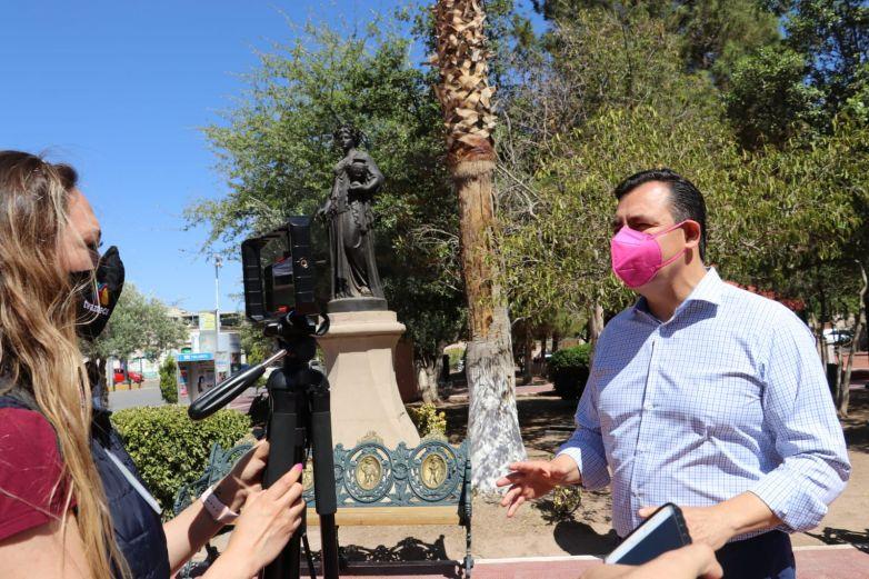 Pide Alejandro Díaz a candidatos hacer campañas virtuales