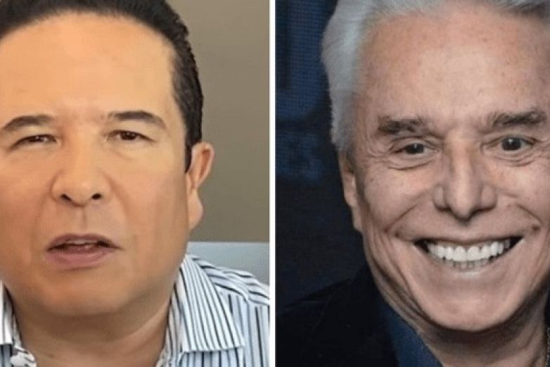 Gustavo Adolfo Infante reacciona a la demanda de Enrique Guzmán