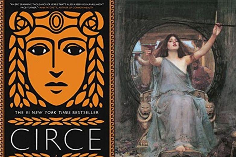 Circe, el libro que renace mitos y brujas