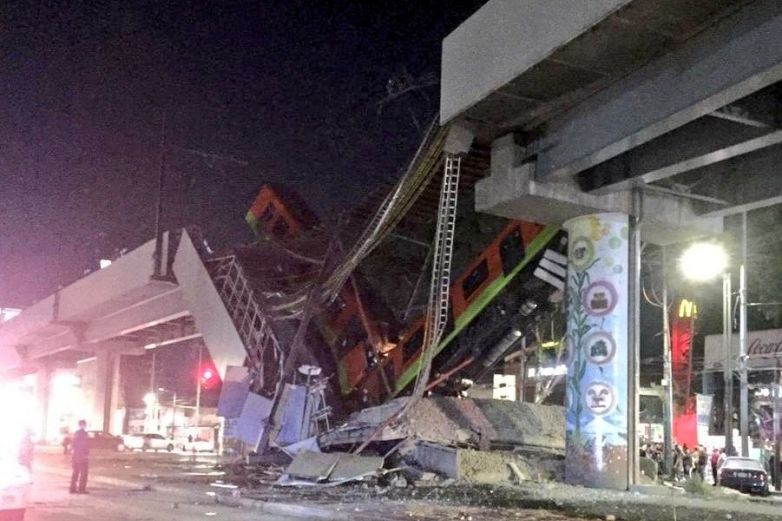 Reportan al menos 13 muertos por desplome de estructura en CDMX