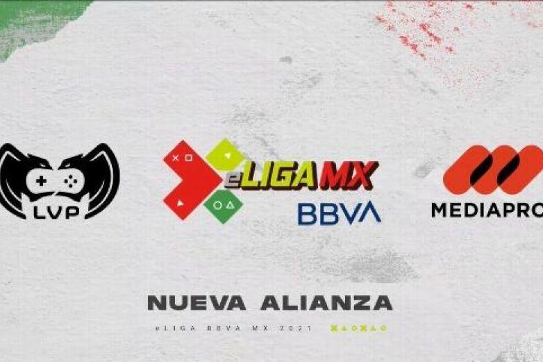 Hacen oficial el tornero de la eLiga MX