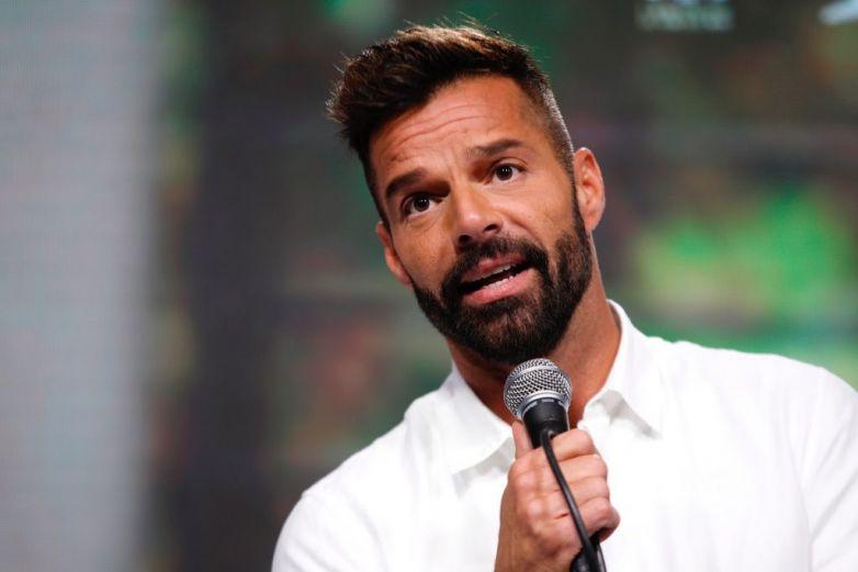 Ricky Martin llama 'estado de terror' a la situación en Puerto Rico