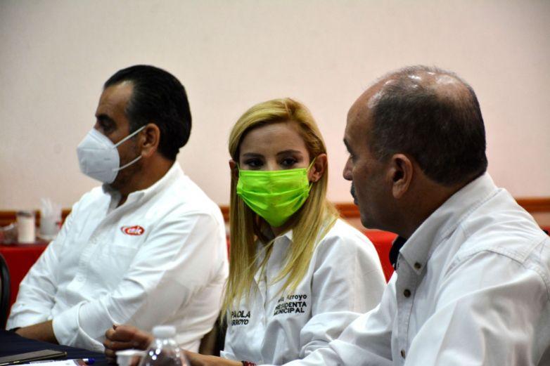 Propone Paola Arroyo eliminar corrupción en obras