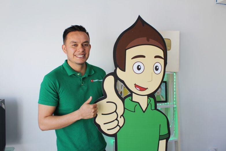 Daniel Carreón, el profe youtuber de las Matemáticas