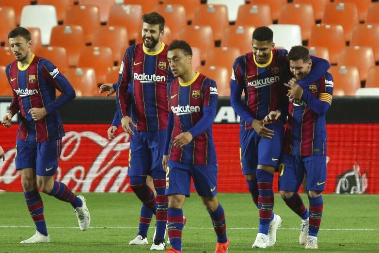 Liga Española investigará reunión en la casa de Messi
