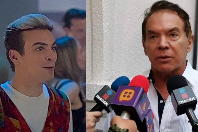 Hermano de Cristian Castro 'explota' contra serie de Luis Miguel