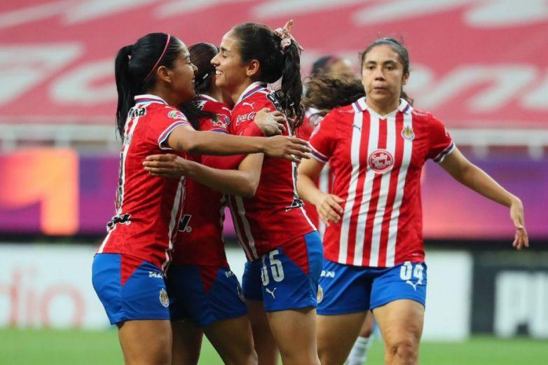 Definen horarios para Cuartos de Final en Liga MX Femenil