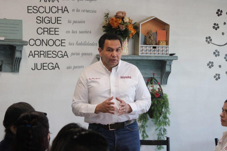 Presentará Pérez Cuéllar Plan de Gobierno