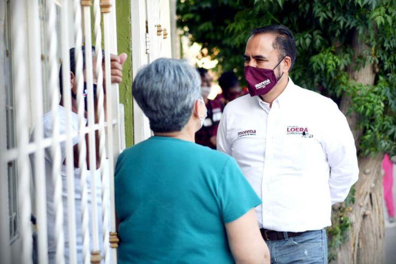 Amenaza directora a maestros del Cobach: Loera