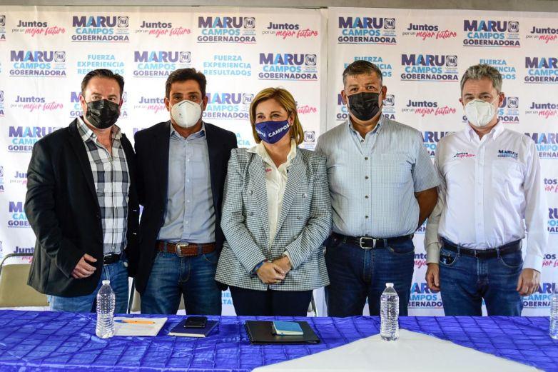 Promoverá Maru Campos productos locales