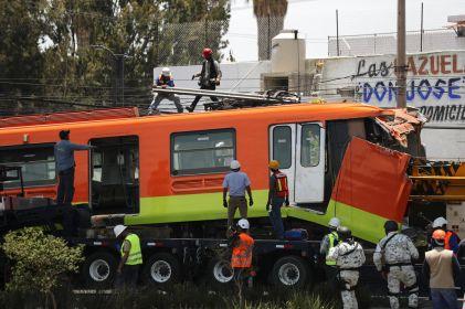 Sin identificar, 14 víctimas fatales de Línea 12