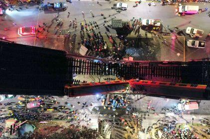 Decretan Luto Nacional tras accidente en Metro de CDMX
