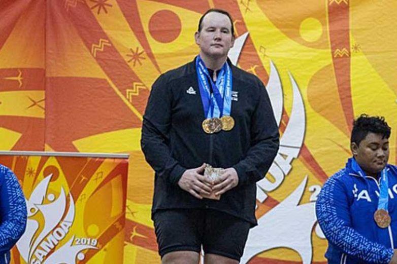 Laurel Hubbard sería la primera atleta trans en los Juegos de Tokio